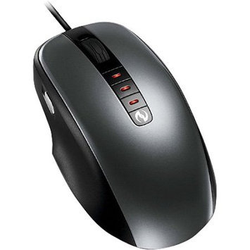 Micro Innovations Microsoft SideWinder X3 Black Wired Laser Mouse