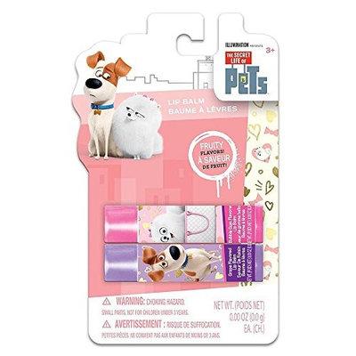 The Secret Life of Pets Lip Balm 2 Pack