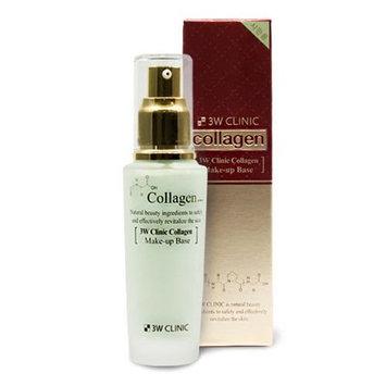 3W CLINIC Collagen Make-up Base 1.69Oz Sebum Control Natural Primer