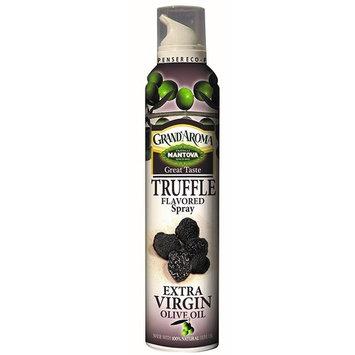 Mantova Spray Extra Virgin Olive Oil, Truffle, 8 Ounce [Truffle]