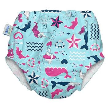 My Swim Baby Swim Diaper, Little Mermaids, L
