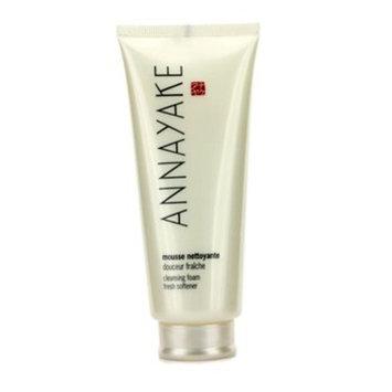 Annayake Fresh Softener Dry/Combination Skin Women's Cleansing Foam, 3.4 Ounce