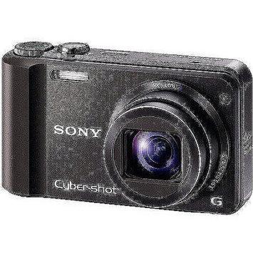 Sony Cyber-shot DSC-H70 Black Digital Camera