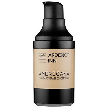 Americana Custom Coverage Concentrate (Medium Golden) by ARDENCY INN