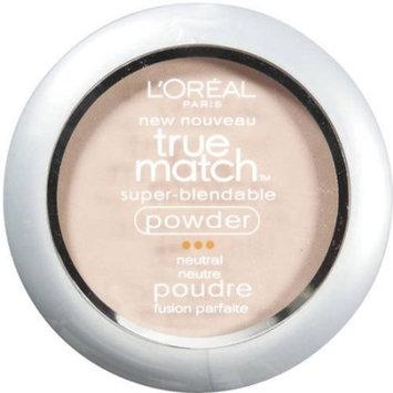 L'Oreal Paris True Match Super-Blendable Powder, N2 Classic Ivory