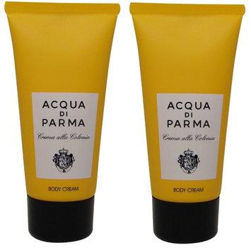 Acqua Di Parma Colonia Body Cream lot of 2.5oz Bottles. Total of 5oz (Pack of 2)