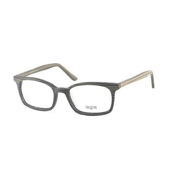 Legre LE160 Black Oak/ Birch Wood Eyeglasses 49 / Black Oak/ Birch Wood