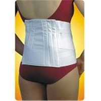 Living Health Products AZ-74-2035-L 12 in. Lumbar Sacro Belt Large