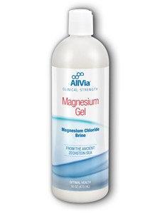 AllVia - Magnesium Gel - 16 oz.