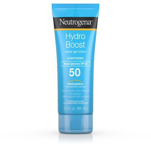 Neutrogena Clear Face Liquid-Lotion Sunscreen SPF 55