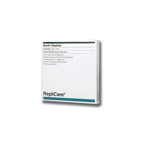 "Smith & Nephew Replicare Dressing 4"" x 4"", 5 (54483100) Category: Specialty Dressings Woundcare Products"