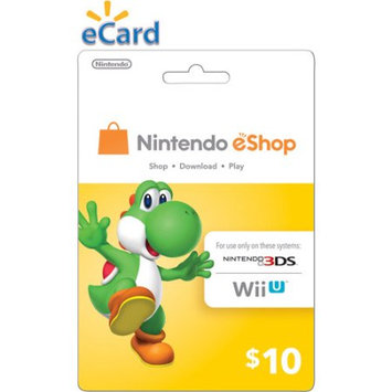 Incomm Nintendo eShop $10 (email delivery)
