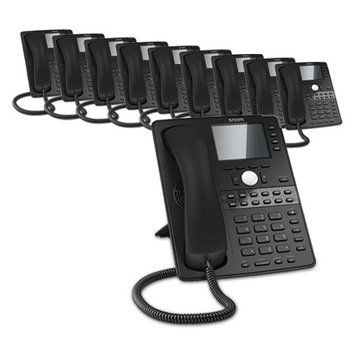 Snom D765 (10-Pack) D765 Desk Telephone