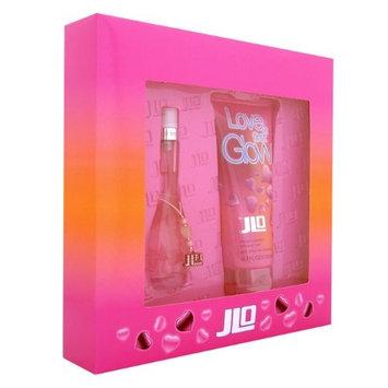 GLOW LOVE AT FIRST Women Gift Set Eau de Toilette 1oz Spray + 6.7oz S/GEL