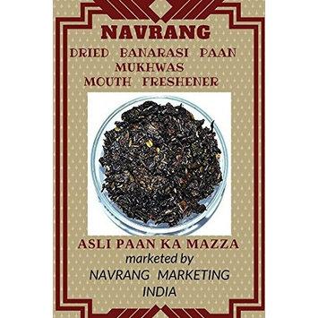 Dried Banarasi Meetha Paan Mukhwas Mouth Freshener After Meals By Navrang 100gms ( 3.5 oz )