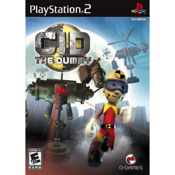 O Games Cid The Dummy (PS2)