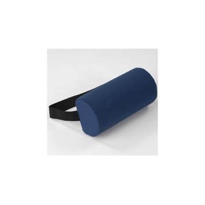 Living Health Products AZ-74-1017-N D-Section Lumbar Roll - Navy