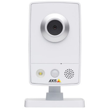 Axis 0300004 M1031-w Wireless Network Camera - Color (0300-004)