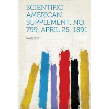 Hardpress Publishing Scientific American Supplement, No. 595, May 28, 1887