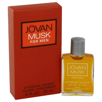 Jovan Musk By Jovan For Men 0.5 Oz Aftershave/Cologne