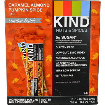 KIND® Nuts & Spices Bars Caramel Almond Pumpkin Spice