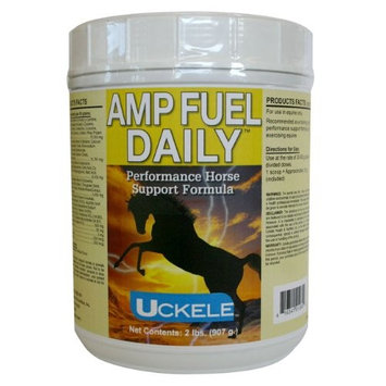Uckele Amp Fuel Daily Supplement for Pets, 2-Pound