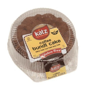 Katz Gluten Free Coffee Bundt Cake, 21 Ounce, (1 Pack)