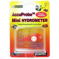 Hikari Accuprobe Mini Hydrometer: Mini Hydrometer #96005 - Aquarium Hydrometers