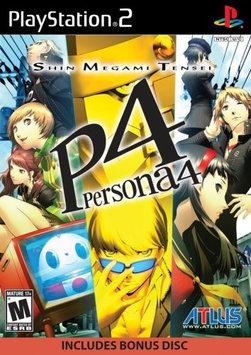 Shin Megami Tensei: Persona 4 (PlayStation 2)