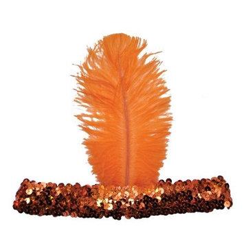 20s Headband Orange Costume Accessory