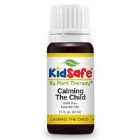 Plant Therapy Essential Oils Calming the Child Synergy Essential Oil Blend. 10 ml. 100% Pure, Undiluted, Therapeutic Grade. (Blen