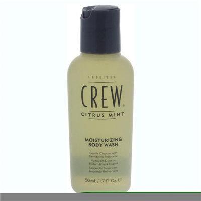 Citrus Mint Moisturizing Body Wash by American Crew for Men - 1.7 oz Body Wash