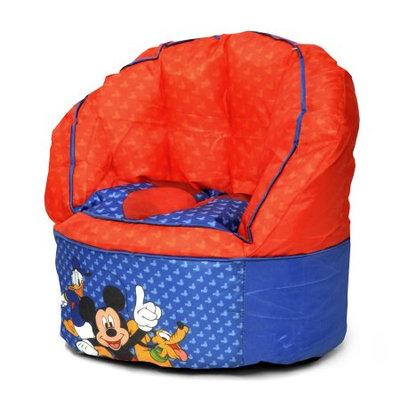 Idea Nuova Disney Mickey Mouse Kids Bean Bag Chair
