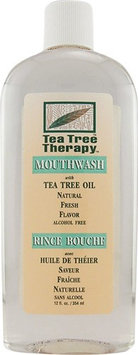 Tea Tree Therapy 0587725 Mouthwash - 12 fl oz