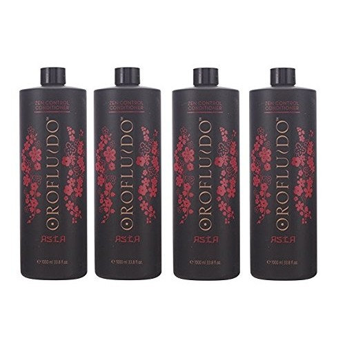 Orofluido Asia Zen Control Conditioner 33.8 oz/1000ml (Set of 4)