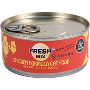 Artemis Fresh Mix Canned Cat Food - Chicken