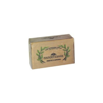 Olive Oil Soap, Papoutsanis, CASE (6 x 125g)