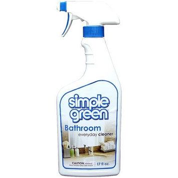 Simple Green Bathroom 17oz spray