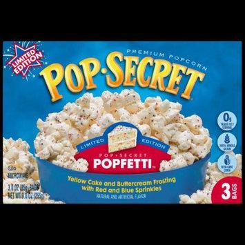 Pop-secret Pop Secret Popfetti Microwave Popcorn, 3 Ct