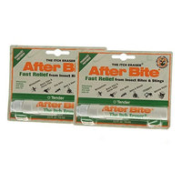 After Bite Fast Relief For Insect Bites & Stings 0.5 Fl Oz () (Pack of 2)