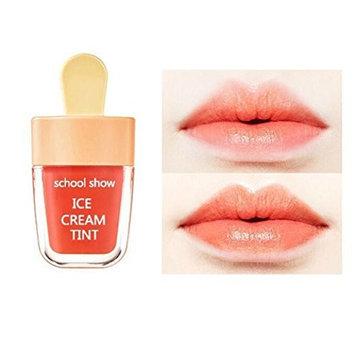 Hot Sales! DEESEE(TM) Waterproof Long-lasting Moisturizing Ice Cream Liquid Lip Gloss Women's Beauty