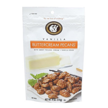 SOUTHERN STYLE NUTS Vanilla Buttercream Pecans, 4 oz [Vanilla Buttercream Pecans]