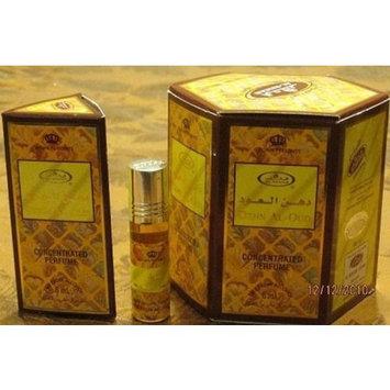 Dehn Al-Oud - 6ml (.2oz) Roll-on Perfume Oil by AlRehab (Box of 6)