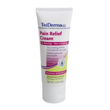 Triderma Pain Relief Cream, 2.2 Ounce