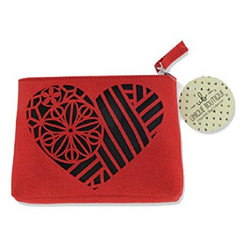 Unique Boutique Heartfelt Cosmetic Bag