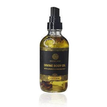 Sahara Rose Prickly Pear & Argan Body Oil
