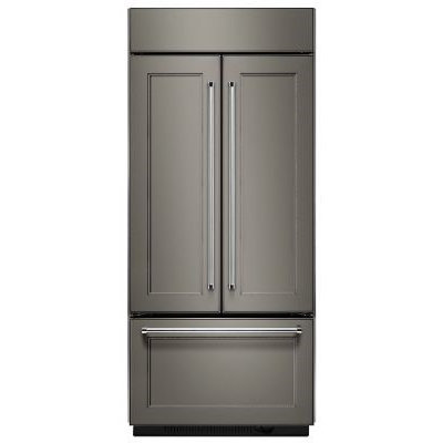 KitchenAid Built-In Panel Ready French Door Refrigerator