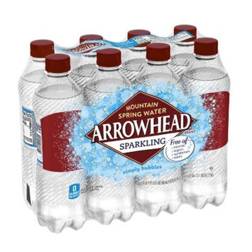 Arrowhead Regular Mineral Water - 8pk/16.9 fl oz Bottles