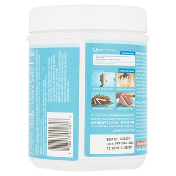 Quest Protein Powder, Cookies & Cream, 22g Protein, 1 Lb