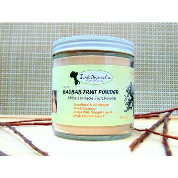 Juka's Organic Co. Baobab Fruit Powder - 8oz